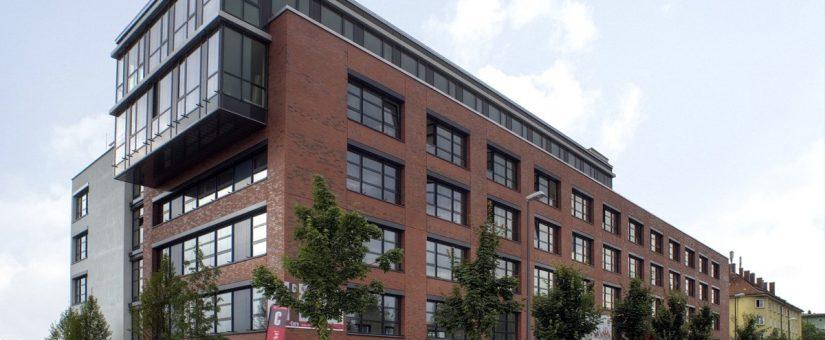 Madienfabrik München - Elektroinstallation - 2009 / 342.000 EUR - biurowiec Medienfabrik w Monachium